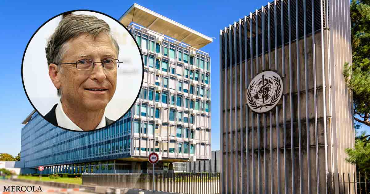 WHO Insider Blows Whistle on Gates and GAVI
