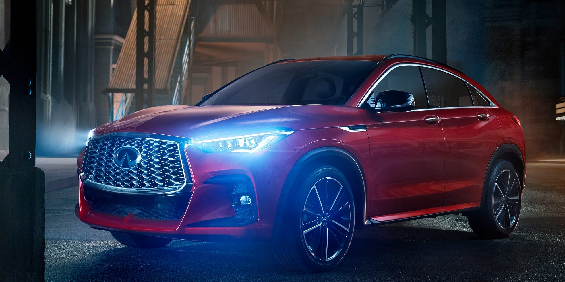 Infiniti's new chief lays out his grand plan to revive the flailing luxury brand, whose sales have dropped 50% since 2017