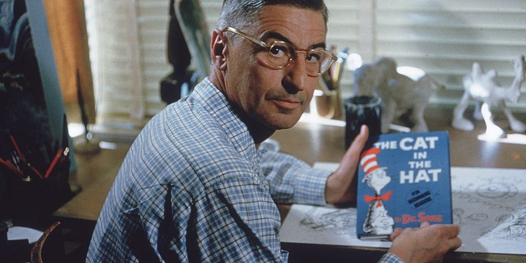 Dr. Seuss books are topping Amazon's bestseller charts, after his estate pulled 6 books over racist imagery and right-wingers fumed at 'cancel culture'