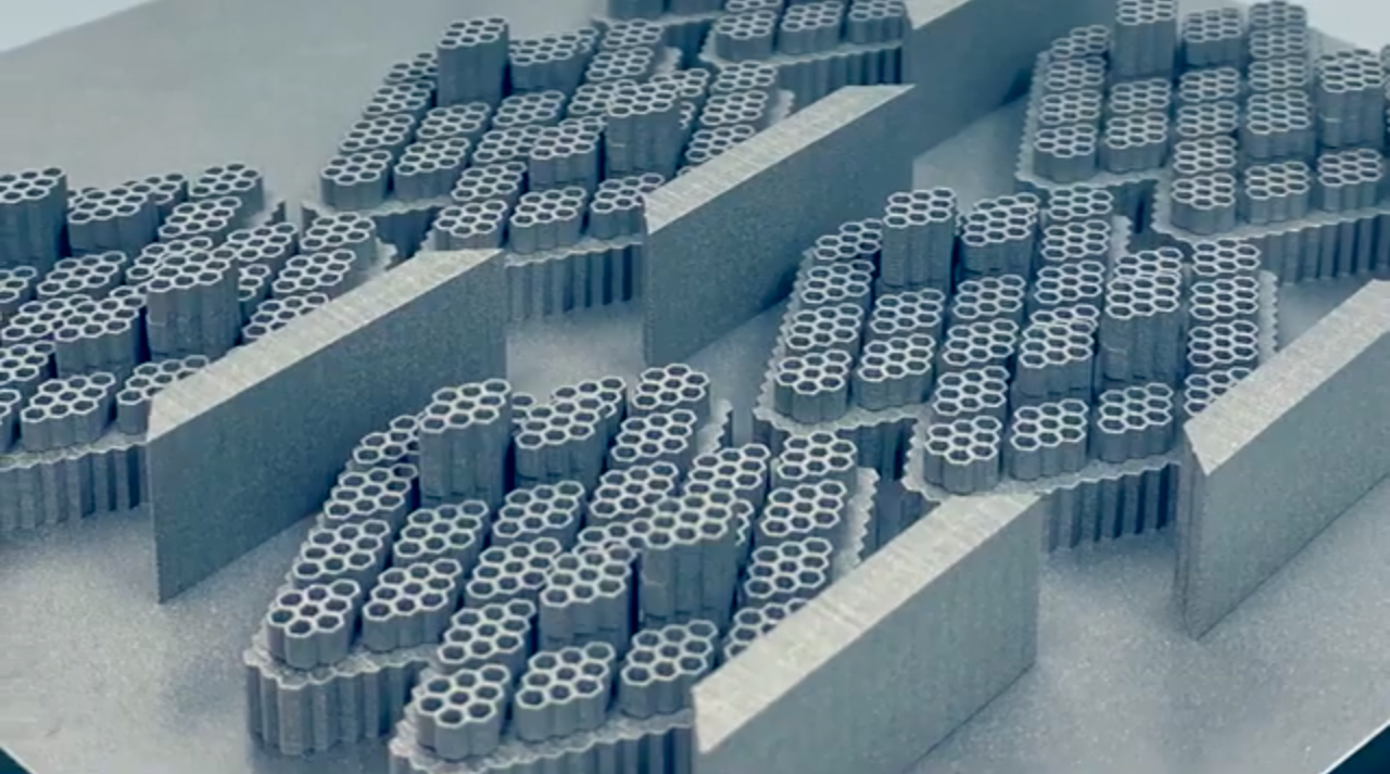 Seurat Aims to Disrupt Metal 3D Printing with 2 Million Lasers