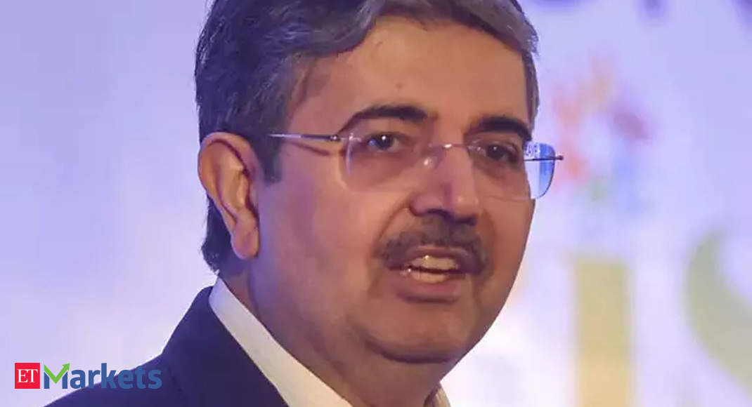 Covid created haves and have nots: Uday Kotak