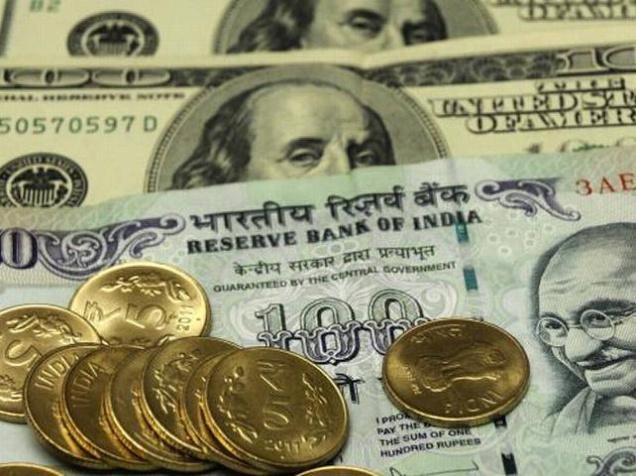 USD-INR: Indian Rupee Hits 9 Month Low vs US Dollar