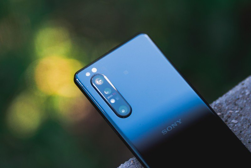 The Xperia 1 II is our favorite phone for shooting video