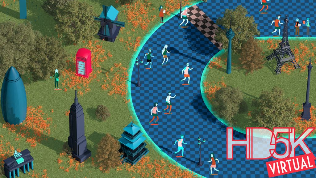 Architect-led charity run HD5K returns with virtual 2021 event