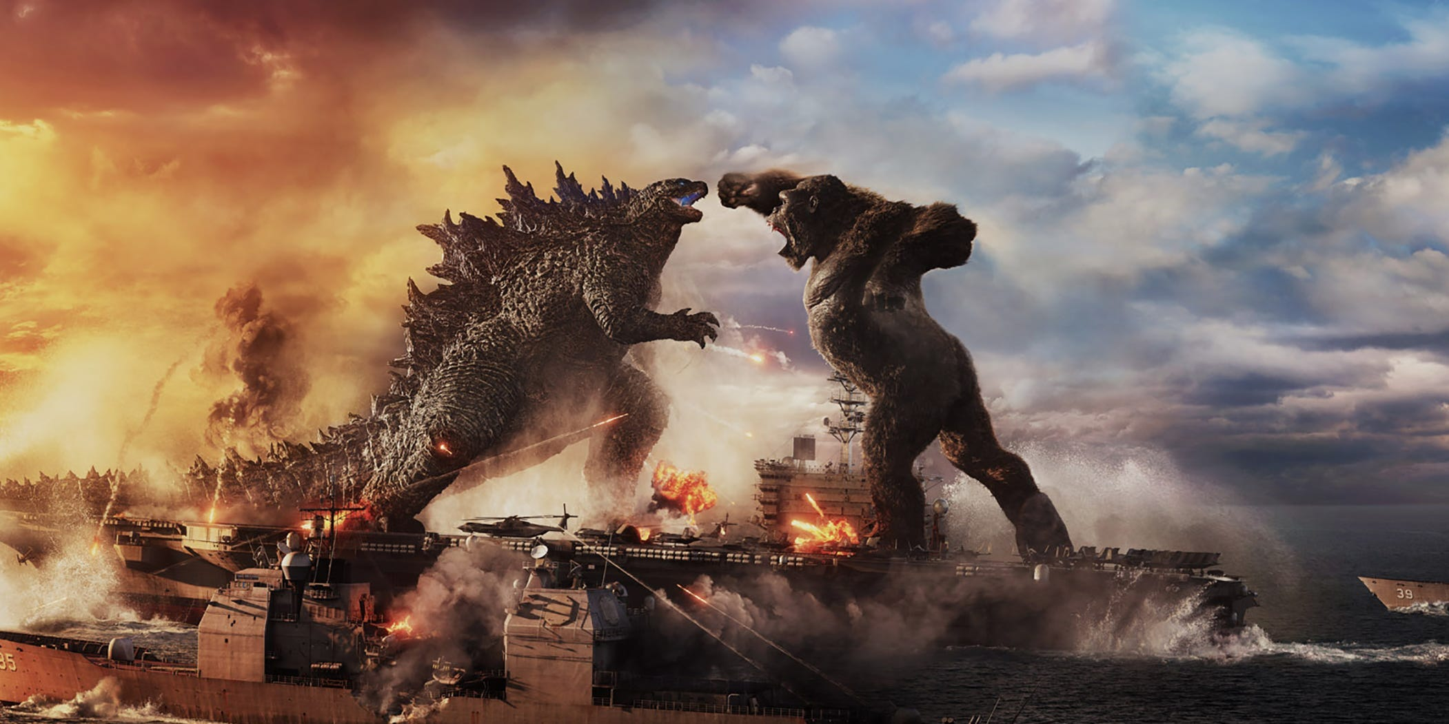 How to watch 'Godzilla vs. Kong' – the epic showdown is now playing on HBO Max and in theaters at the same time
