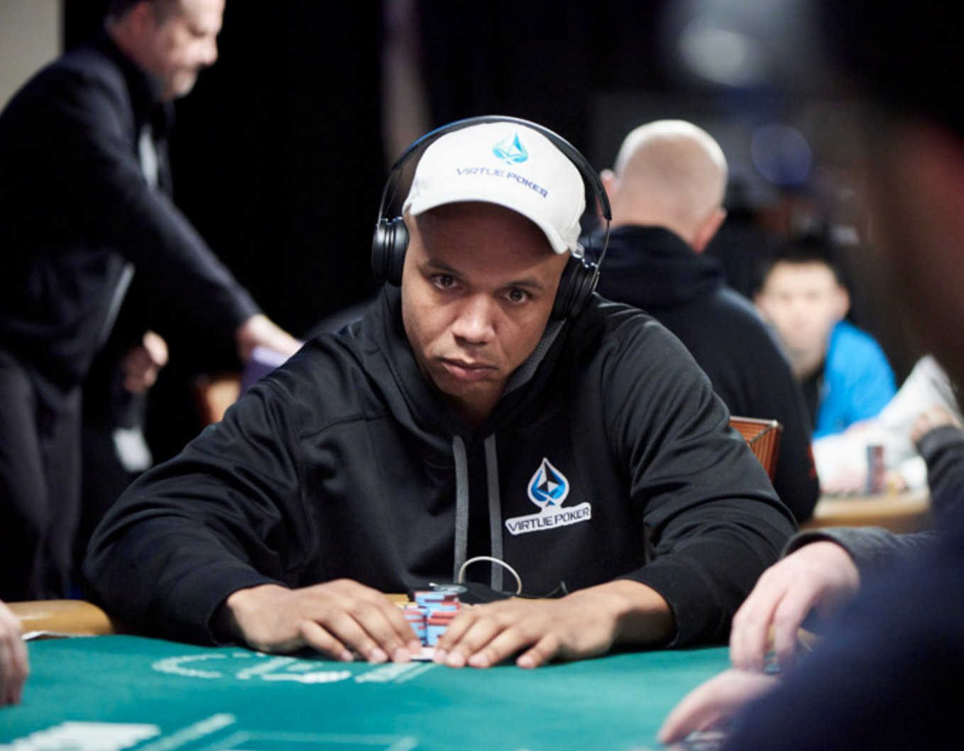 Crypto-Focussed, Phil Ivey-Fronted Virtue Poker Ready for Real-Money Launch in May