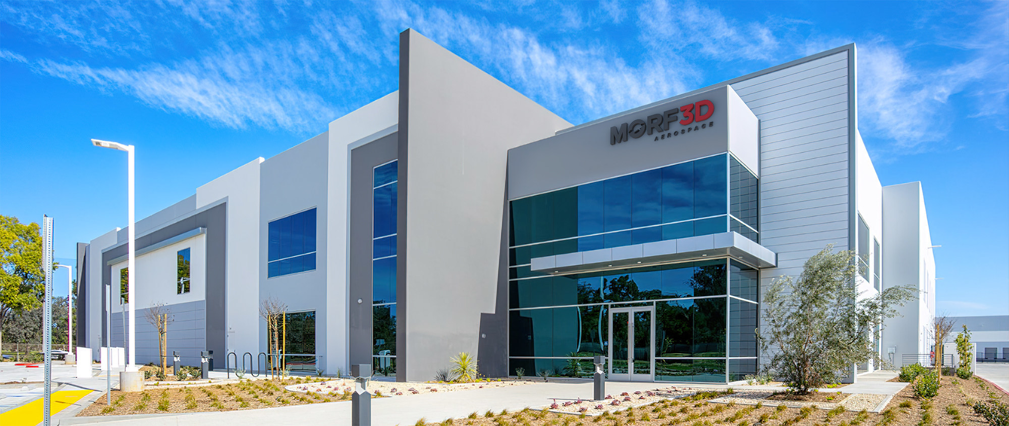 Morf3D Launches New 3D Printing Facility in California