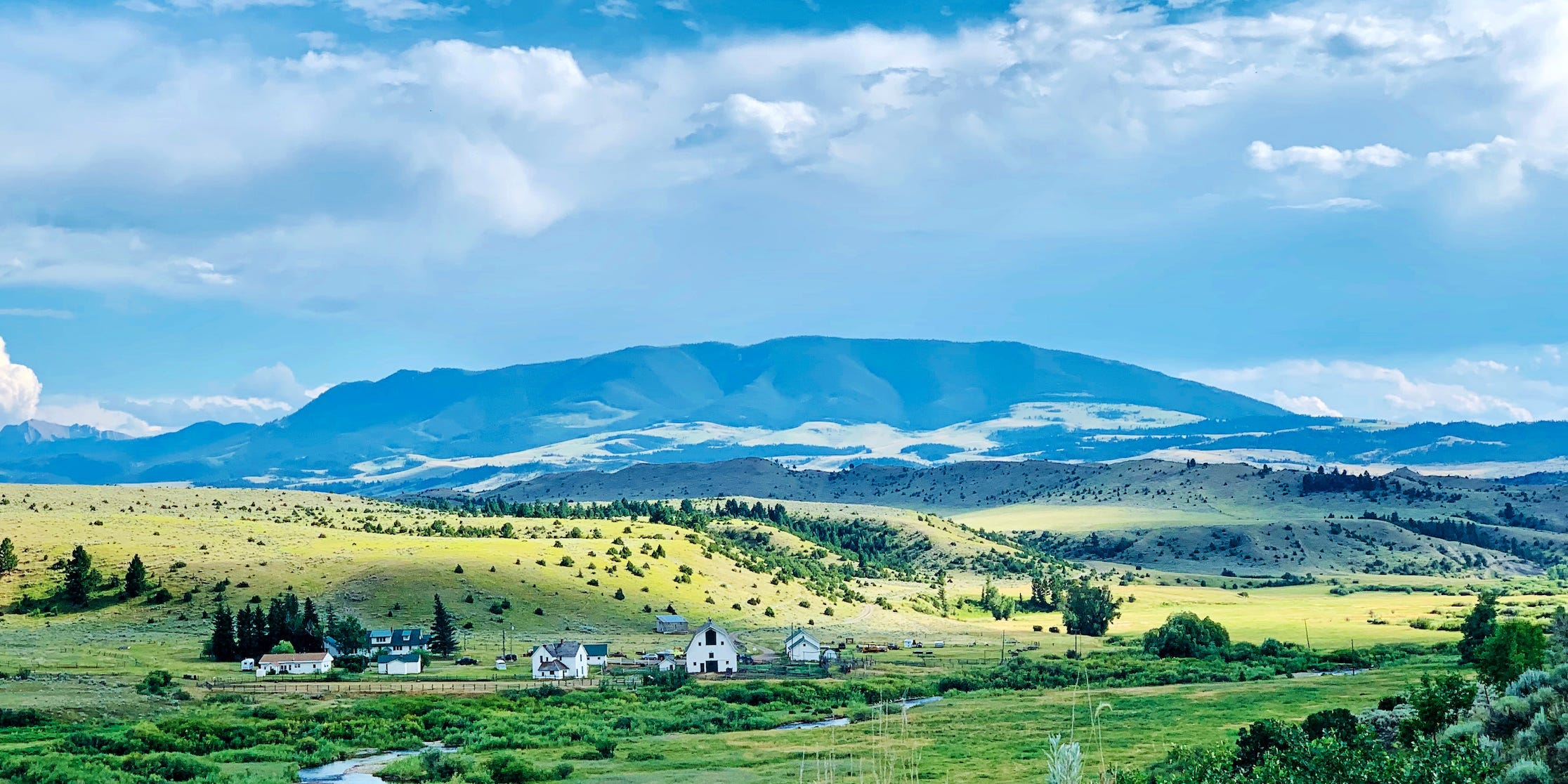 A massive Montana ranch from 'A River Runs Through It' is set to sell for $136 million in one of America's priciest ranch deals. Look around the property.