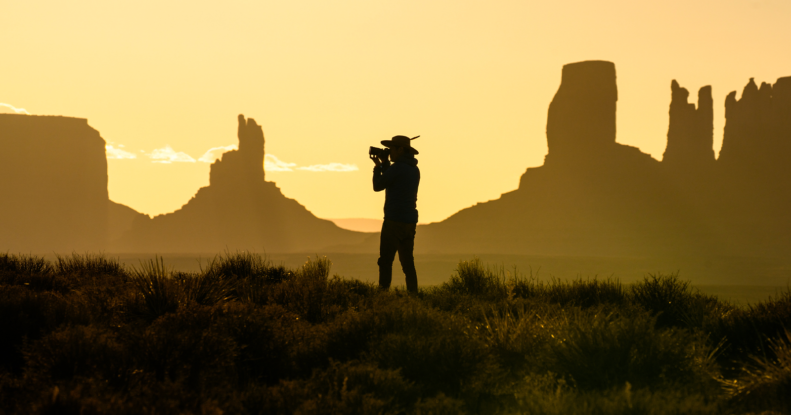 How One Man Used Photography to Give Back to His Navajo Community
