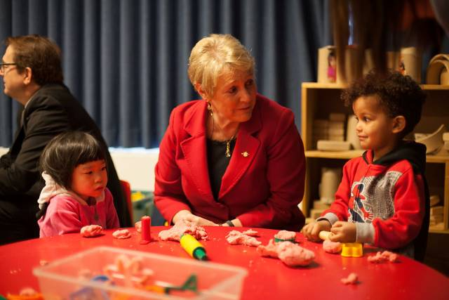 Canada's Childcare Facilities Receive Support