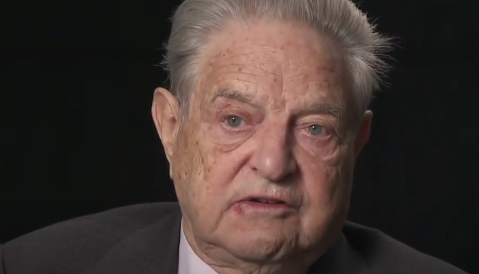 HYPOCRITICAL: Soros Paid No Income Tax for 3 Years Before Signing 'Wealth Tax' Letter