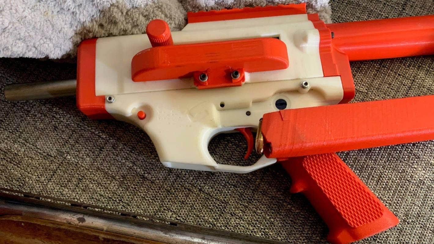New Zealand Police Seize First 3D Printed Gun in Gang Bust