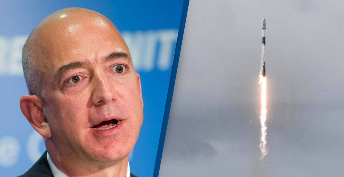 Jeff Bezos Petition For Him Not To Return From Space Surpasses 150,000 Goal