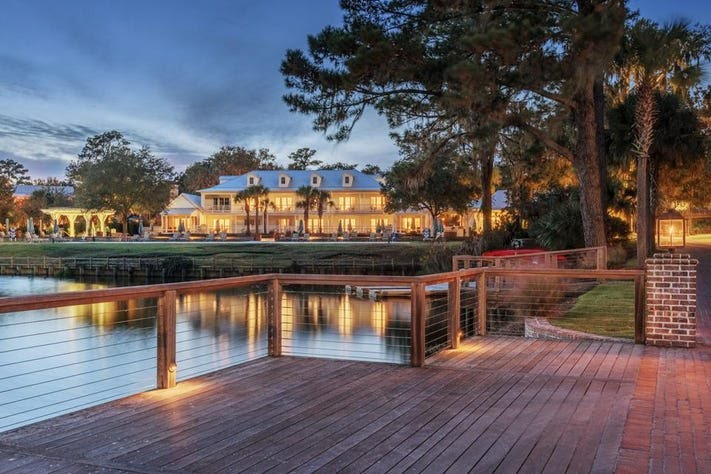 Palmetto Bluff: An Idyllic Enclave Away From The World But Immersed In Nature