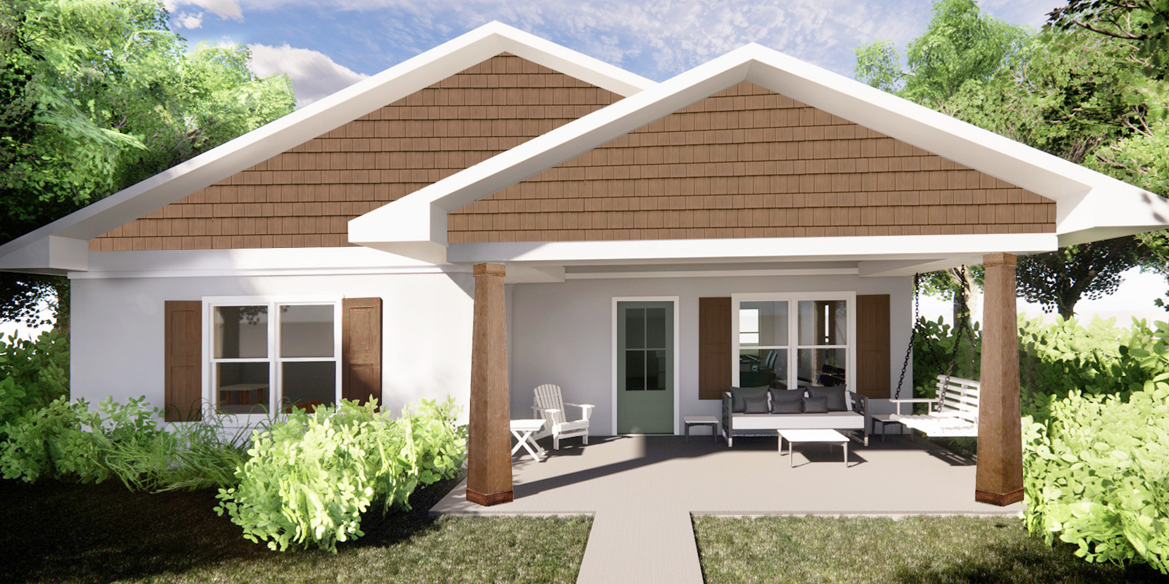 Habitat for Humanity is creating a 3D printed home for a family of 3 in Virginia –see inside