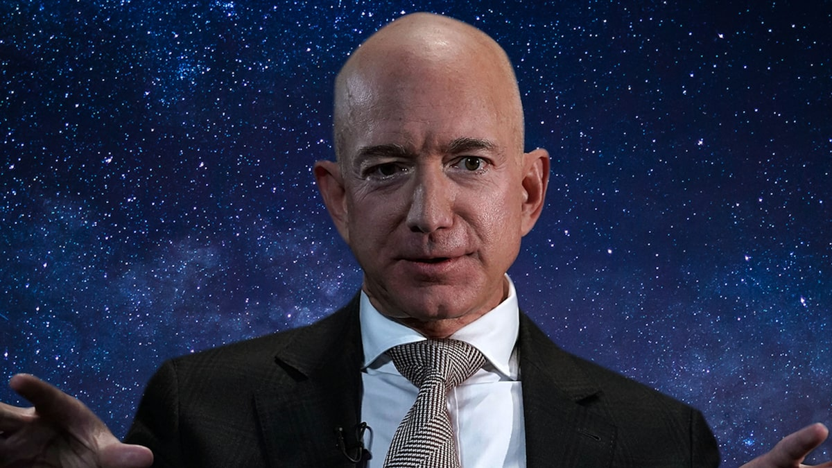 Jeff Bezos and Blue Origin Crew Set to Launch into Space
