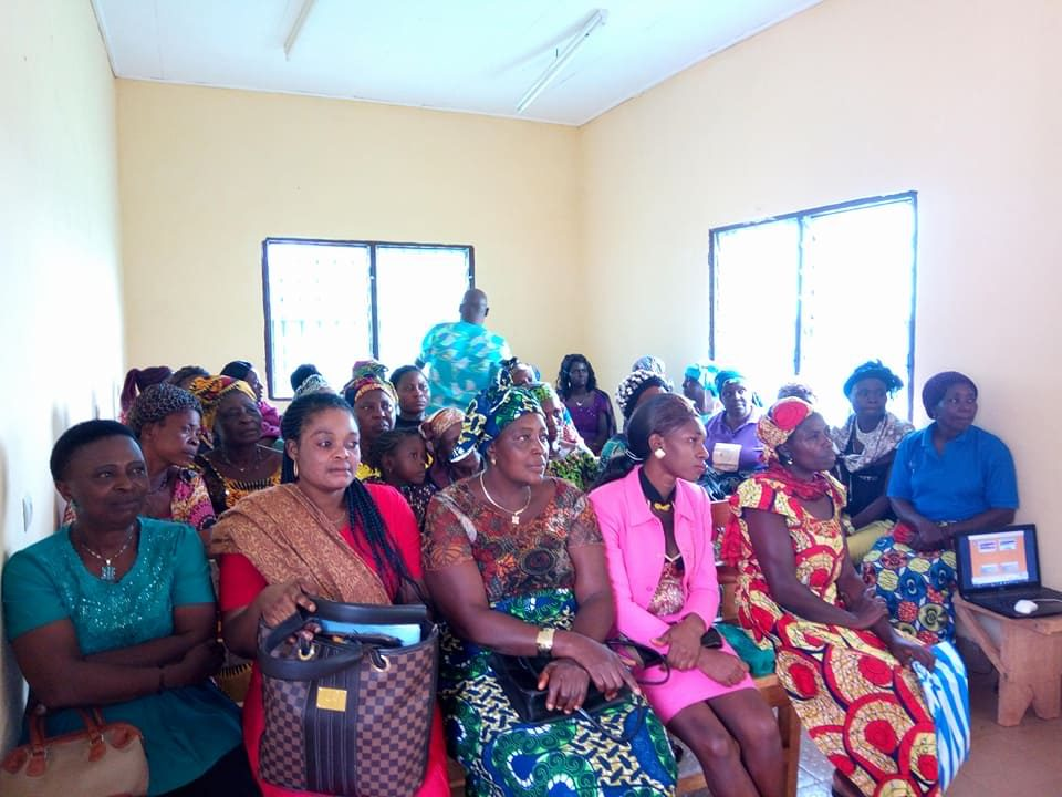 GIC Space: Meet the team providing access to breast and cervical cancer care to women in sub-Saharan Africa