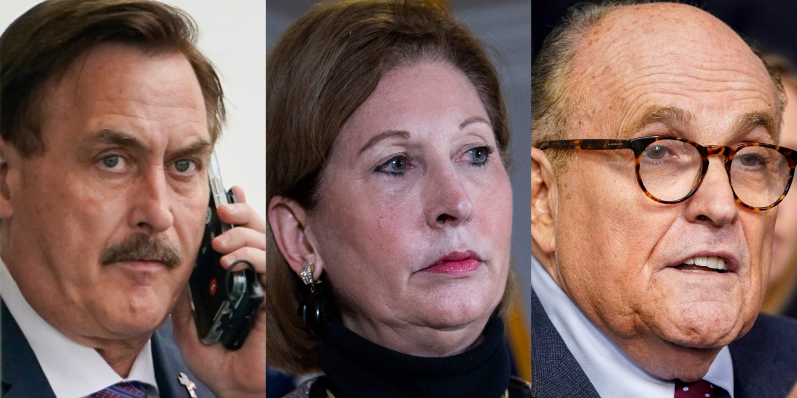 From Mike Lindell to OAN, here's everyone Dominion and Smartmatic are suing over election conspiracy theories so far