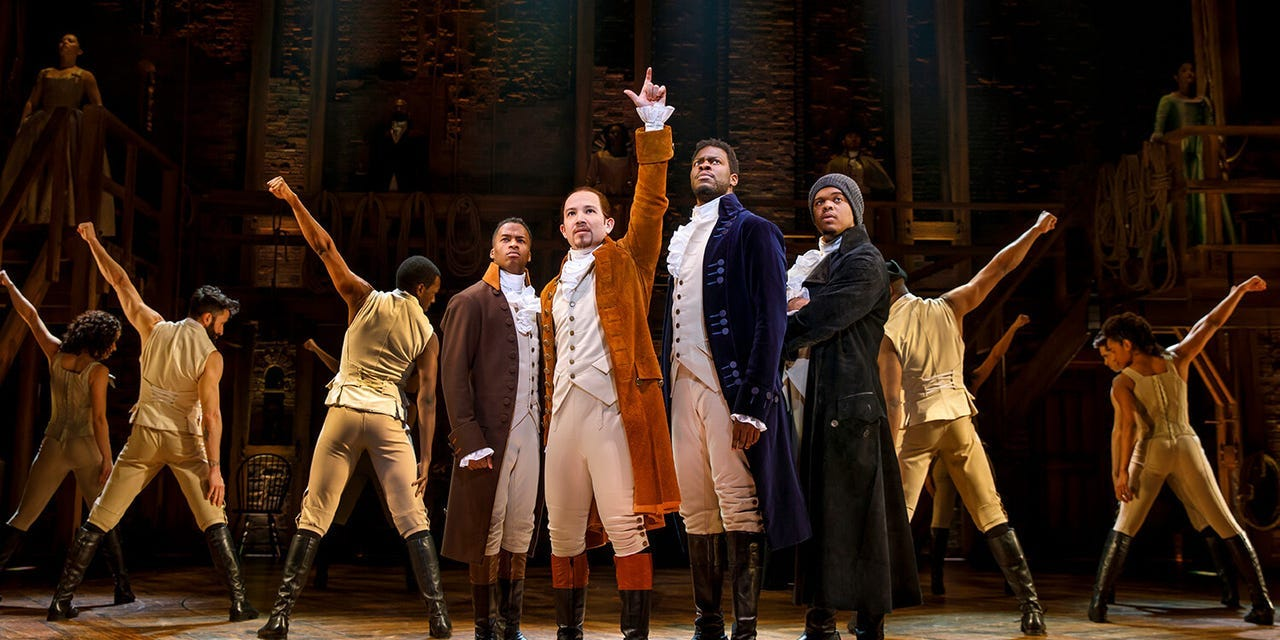 I'm a professional 'Hamilton' actor. This is what Broadway's 18-month shutdown – and return – has been like.