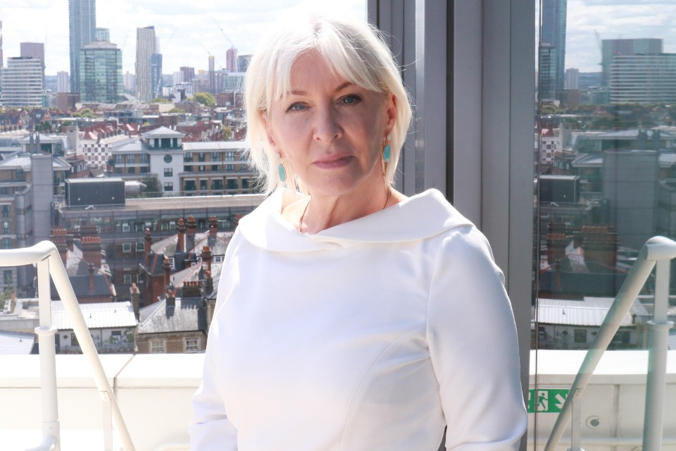 Nadine Dorries Takes Charge of the DCMS, Will Spearhead UK's Gambling Act Reform