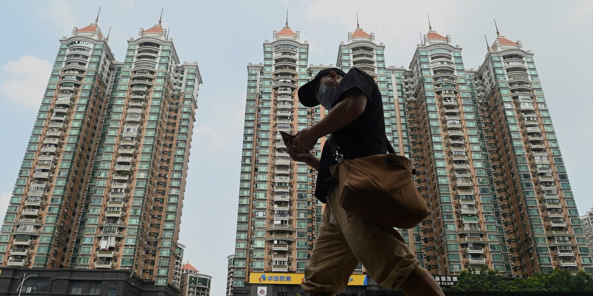 Demand for land in China is slumping as the Evergrande crisis unfolds, and local governments have withdrawn more than 200 plots of land from auction in the past month